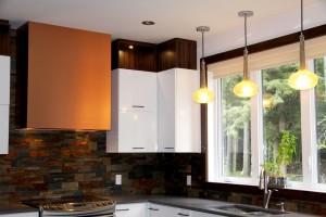 Construction neuve - aménagement cuisine - Clo Design